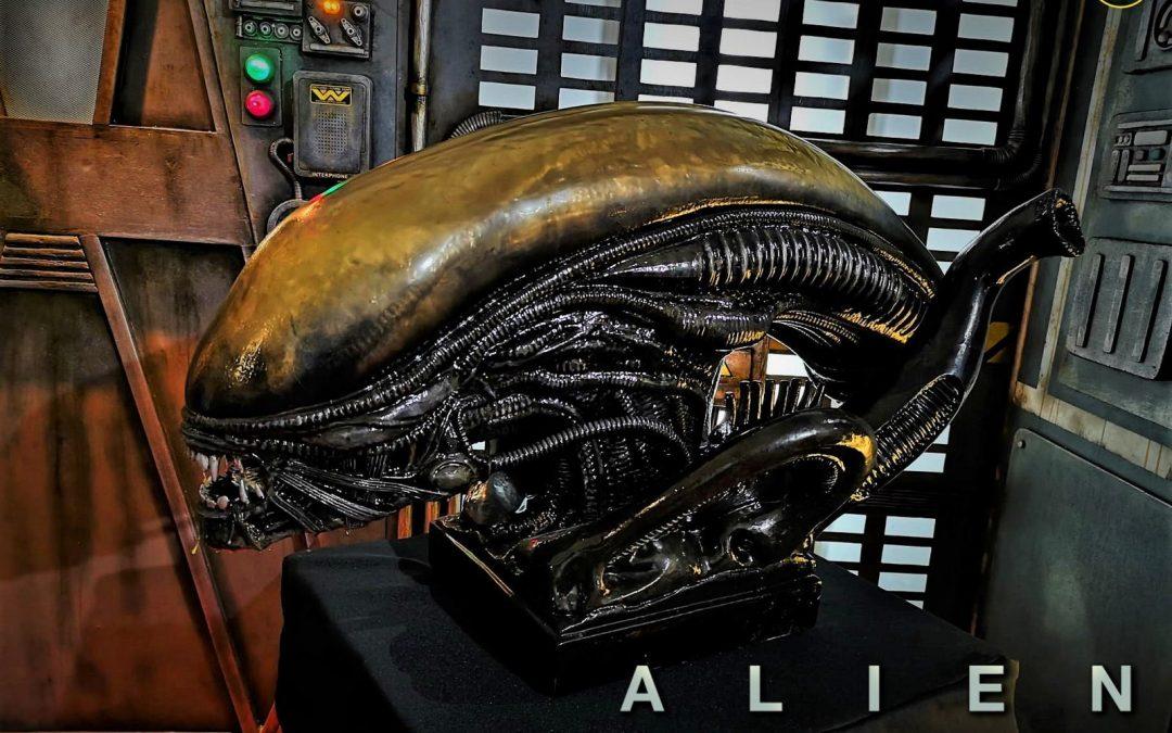 Alien Corredor Marines