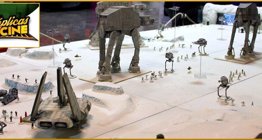 Battle of Hoth Star Wars