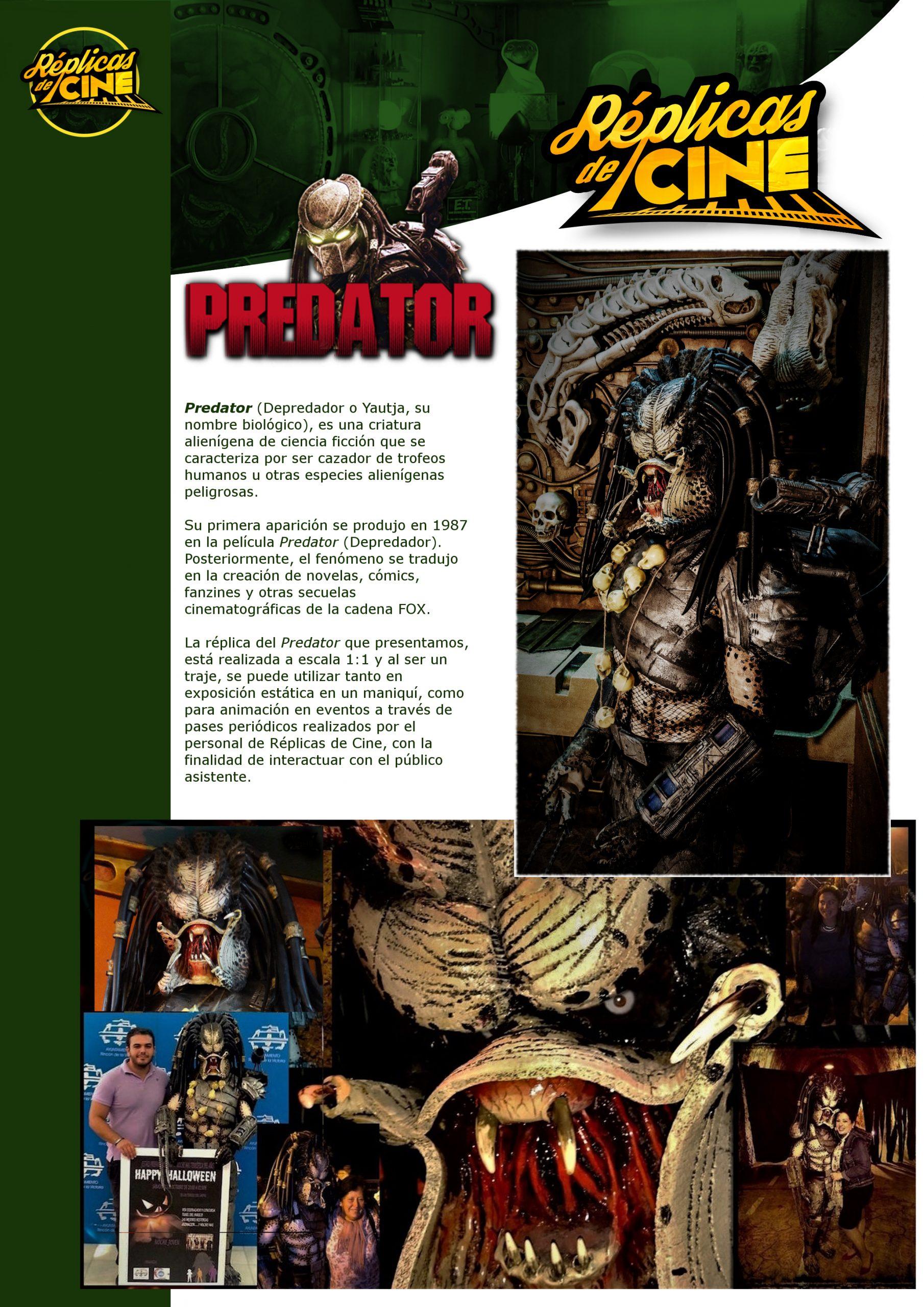 Dossier Predator 2
