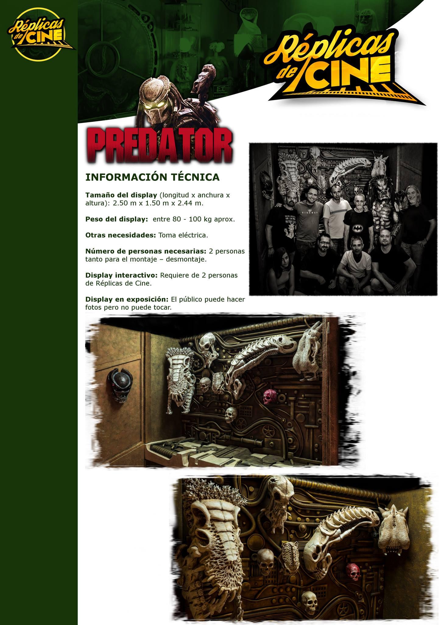 Dossier Predator 3